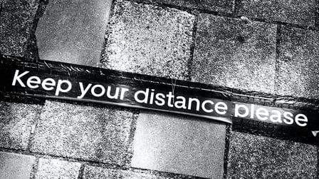 2020 Blog - Social Distance