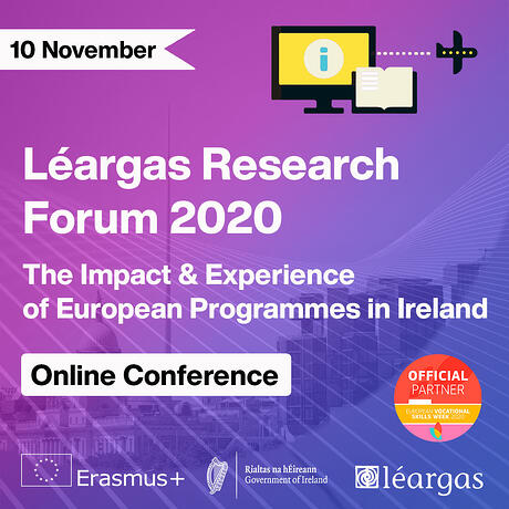 Léargas Research Forum 2020 & VET Skills week