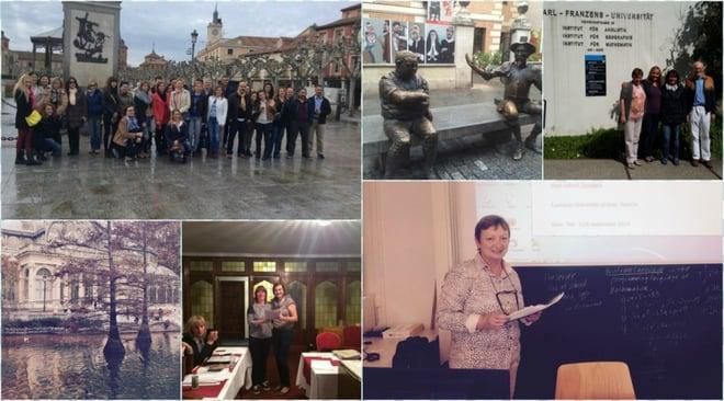 Erasmus + Adult Education Staff Mobility
