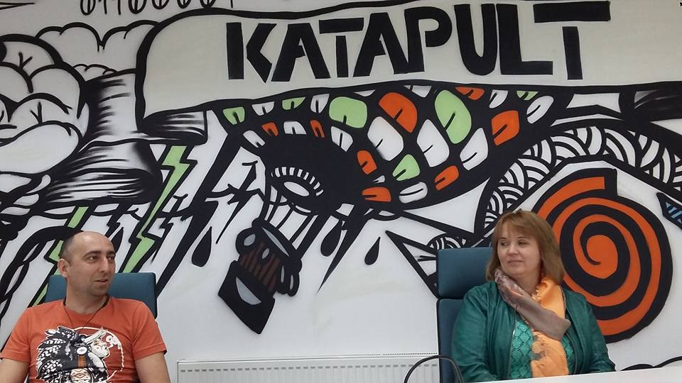 A visit to katapult