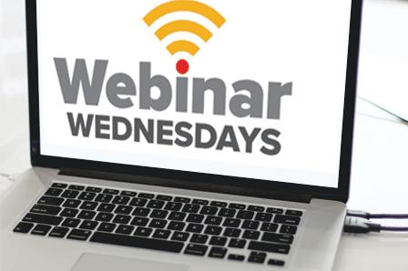 Webinar Wednesdays 2021 Series