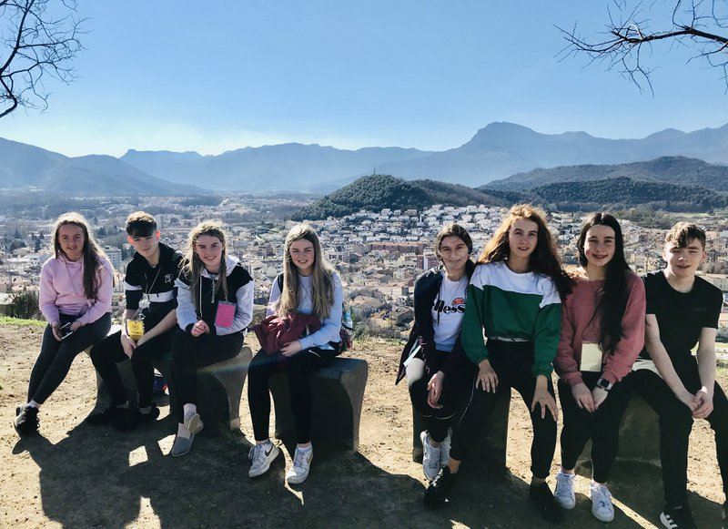 A Week in Catalonia on an Erasmus+ KA229 School Exchange Partnership