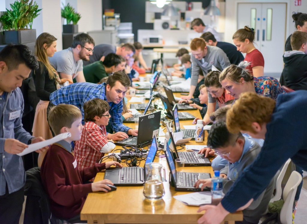 CoderDojo: Creativity with code