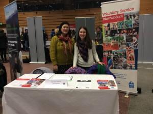 Sharing Humanity through European Volunteering
